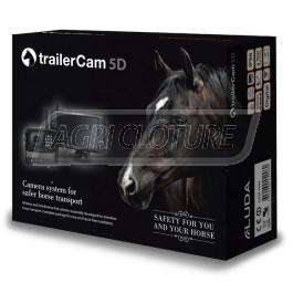 """TrailerCam 5D, écran 5"""" Système de caméra pour le transport sans stress de chevaux"""