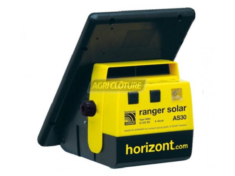 cloture electrique ranger