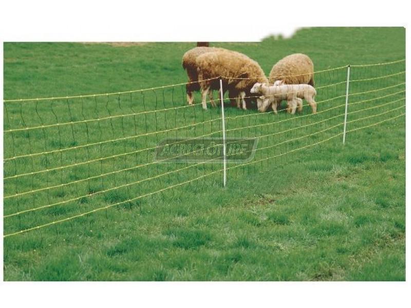 piquet h90cm double pointe de rechange pour filet mouton. Black Bedroom Furniture Sets. Home Design Ideas