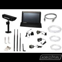 Vidéo surveillance de votre parc sans fil, Caméra de surveillance de la ferme, cour, stockage...Farmcam Luda