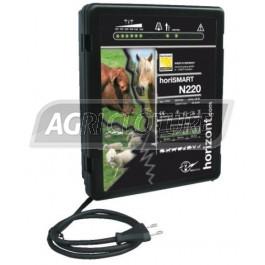 Clôture électrique 230V modèle horiSMART N220 performance extrêmes