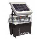 Electrificateur clôture électrique 12V modèle Farmer A1000 Solaire