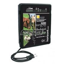 Clôture électrique 230V modèle horiSMART N280 performance extrêmes