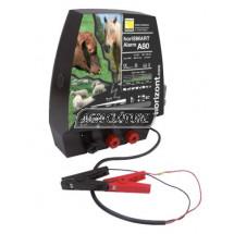 Clôture électrique batterie 12V modèle  horiSMART A80 Alarm performances élevées