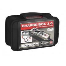 Chargeur de batterie pour batterie GEL et plomb 12V de 1,2 à 120Ah charge automatique