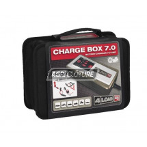 Chargeur de batterie pour batterie GEL et plomb 12V de 14 à 230Ah charge automatique