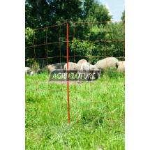 Filet à moutons Ovinet, 108 cm, simple pointe 50 mètres
