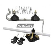 Kit parafoudre pour clôture électrique